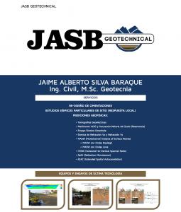 Hosting JASB Geotechnical