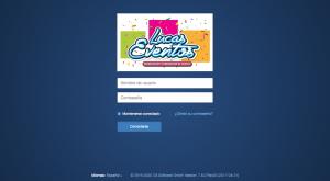 Correo Electrónico OX Suite. Lucas Eventos.