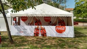 Valla Coca Cola